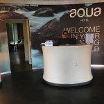 Foto di Hotel Aqua