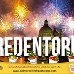 Festa del Redentore 2017. Dal Moro's Fresh Pasta To Go - Venezia