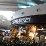 Chef Market Fiumicino Airport