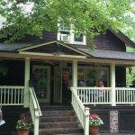 Lovely Front Porch Entrance!