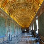 The Vatican Museum minus the crowds !!!