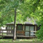 Ozark Folk Centre State Park Cabin