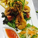 Thai and Seafood at Tree Top