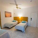 Habitación tripe; triple room