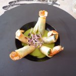 croustillants de langoustines