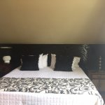 King bed in Bali Room