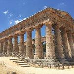 Photo de Tempio di Segesta (Tempio Influenza Greca)