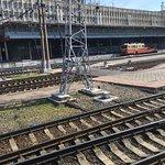 Samara Railway Station Photo