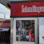 """THE hot dog place in Iceland - try the """"fully loaded"""" dog!"""