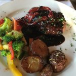 Grilled Filet Mignon Rojos