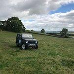 Reverse jeep fun.