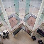 Welcoming Atrium Lobby