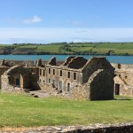 A very nice walk from Kinsale brings you to this fort.