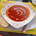 Tomatensuppe - lecker!!!