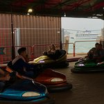 Dodgems With A Sea View