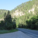 Spearfish Canyon Byway