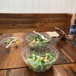Fantastic salads!!