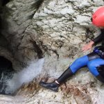 Lots of action for daredevils with canyoning