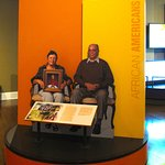 Biloxi Visitors Center - Interior rooms w/ historical dioramas