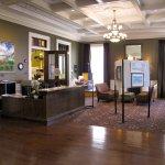 Biloxi Visitors Center - Entrance room and information desk