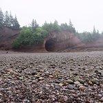 rocky beach...