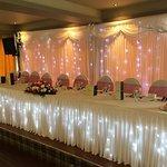 Wedding- Top Table