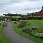 Ness Gardens entrance & visitors' centre