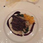 Angus fillet of beef