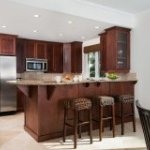All Tuscany condos have fully equipped kitchens with granite islands for additional seating.
