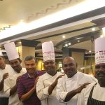 With the Chef Brigade