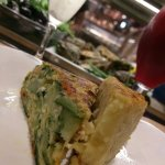 Zucchini & Patatas tortilla