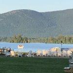 Foto de Golden Sands Resort on Lake George