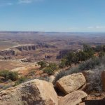 View on Colorado river
