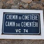 Sète, Chemin du Cimetière Marin