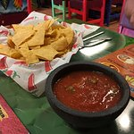 Chips and Salsa (medium)