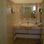 bathroom in room 28