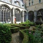 kruidentuin pandhof Middelburg-ervarium history tour