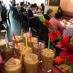 Iced Milk tea @ 淇里思印度美食餐廳 Chillies Indian Restaurant Taichung 0423770007 , 0422517111