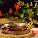 Fish soup Balafon style