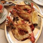 Grilled medium prawns!!