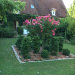 Maison vue du Jardin