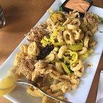Rhode Island Calamari - YUMMY!