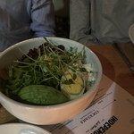 Kale and Quinoa Chopped