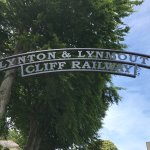 Foto di Lynton and Lynmouth Cliff Railway