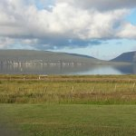 Calm morning over Scapa Flow
