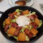 Entrée : Salade Romaine