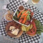 Bacon & Gorgonzola Burger