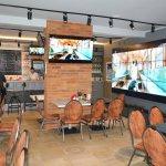 The Dollar Bar & Grill wnętrze / interior