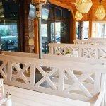The Dollar Bar & Grill taras / terrace