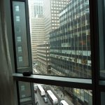 Lexington Avenue from Bedroom corner window